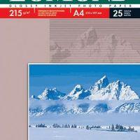 Фотобумага Lomond, 215 г/м2 А4 односторонняя глянцевая, 25 л.