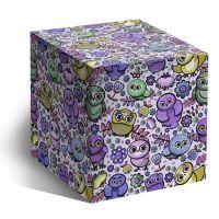 Коробка под кружку Совушки