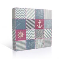 Коробка под тарелки Морская