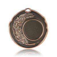Медаль HB083 бронза D50мм, D вкладыша 25мм