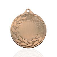 Медаль корпусная MK187c бронза D медали 50мм, D вкладыша 25мм