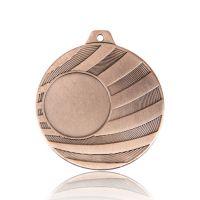 Медаль SC1602-50 бронза D50мм, D вкладыша 25мм