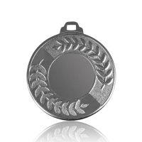 Медаль SC92-50L серебро D50мм, D вкладыша 25мм