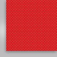 Пленка термотрансферная, ПУ, красная, 510мм x 50м