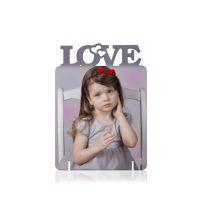 Рамка МДФ «LOVE» 207х140х3мм
